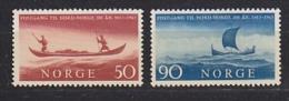 Norway 1963 Postverbindung 2v ** Mnh (24873A) - Noorwegen