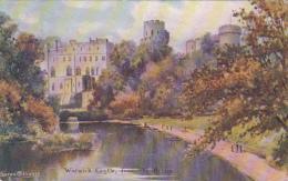 Australia New South Wales 1912 Used Postcard, Warwick Castle - Postcards