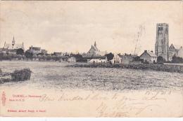 Belgium 1905 Used Postcard, Damme Panorama - Postcards