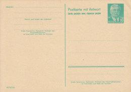 DDR Ganzsachen - P 70 II - DOPPELKARTE - III/18/185 - TOP  ERHALTUNG  Postfrisch - DDR