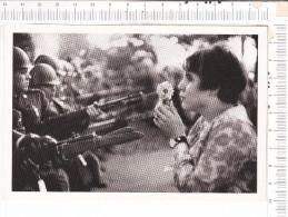 MANIFESTATION   Contre  La  Guerre   Du   VIETNAM   à   Washington   -  21 Août   1967 - Manifestazioni