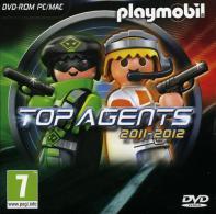 DVD Playmobil - Top Agents - 2011 2012 - Playmobil