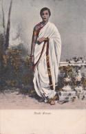 ETHNIC ; Hindu Woman - Postcards