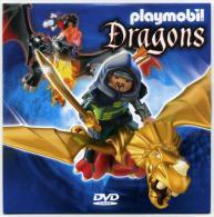 DVD Playmobil - Dragons - Playmobil