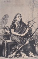 ETHNIC ; Model Of Rajput Beauty - Cartes Postales