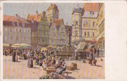 Germany Animated Postcard - Postcards