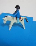 Playmobil  (Cheval Et Cavalier ) - Playmobil