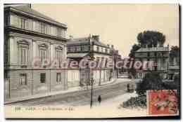 CPA Caen La Prefecture - Caen