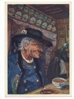 A LA CREPERIE DE QUIMPER - Finistère 29 - Editions Yvon - Europe