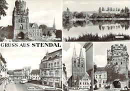 (G 101) - STENDAL - Stendal