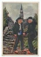 EN PARCOURANT LA BRETAGNE, PAYS DE LEON, ENVIRONS DE LANDERNEAU PENCRAN - Finistere 29 - Illustrateur, Charles Homualk - Europe