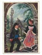 EN PARCOURANT LA BRETAGNE, CHATEAULIN (CORNOUAILLES) - Finistere 29 - Illustrateur, Charles Homualk - Europe