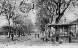 """VIENNE """" Champ De Mars """"La Grande Allée"""" - Vienne"""