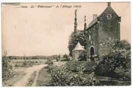 """Averbode, La """"Prikkelpoort"""" De L'abbaye (pk21653) - Scherpenheuvel-Zichem"""
