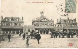 30 DUNKERQUE LA GARE - Dunkerque