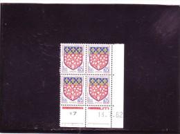 N° 1352 - 0,05F Blason D'AMIENS - A De A+B - 1° Tirage Du 5.7.62 Au 4.8.62 - 13.07.1962 - - 1960-1969