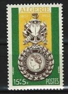 "Algerie YT 296 "" Médaille Militaire "" 1952 Neuf* - Algérie (1924-1962)"
