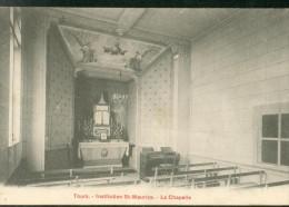 Institution St Maurice - La Chapelle - Tours