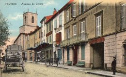 59Mq   84 Pertuis Avenue Du Cours - Pertuis