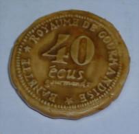 FEVE ROYAUME DES GOURMANDS, 40 ECUS - Autres