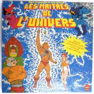 RARE Disque Vinyle 33T LES MAITRES DE L'UNIVERS - SABAN 8178241 1983 - Disques & CD
