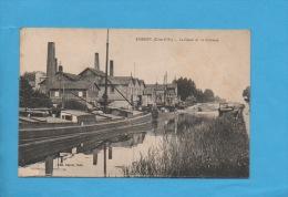 AISEREY - Le Canal Et La Sucrerie - France