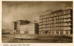 ITALIE(NAPOLI) HOTEL ROYAL - Napoli (Napels)