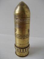 Guerre 1914.1918 - Artisanat de tranch�es - Briquet de poilus -