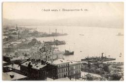 Vladivostok. No. 6. General View Of Vladivostok City. No. 2. RPPC - Russie