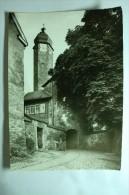 Greiz Thür - Eingang Zum Oberen Schloss - Greiz