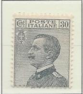 Italia - 1925 - Nuovo/new MNH - Vittorio Emanuele III - Sass. N. 185 - Nuovi