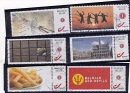 DUOZEGELS      FEEST FETE - België