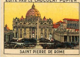 CHROMO(CHOCOLAT PUPIER) ROME - Chocolate