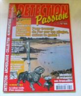 Detection Passion  N 88 2010 - Livres, BD, Revues