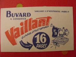 Buvard Journal Vaillant. Vers 1950 - J