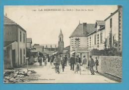 CPA 1749 - Rue De La Gare LA BERNERIE 44 - La Bernerie-en-Retz