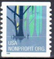 United States 1998  Wetlands - Sc # 3207A - Mi.3067 - Used - Usati