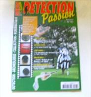 Detection Passion N 95  2011 - Livres, BD, Revues