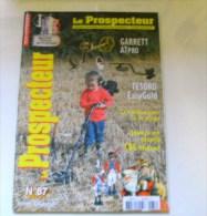 Le  Prospecteur N87  2010 - Livres, BD, Revues