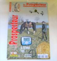 Le  Prospecteur N 88  2011 - Livres, BD, Revues