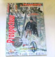 Le  Prospecteur N 95  2012 - Livres, BD, Revues