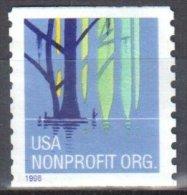 United States 1998  Wetlands - Sc # 3207 - Mi.2967 - Used - Usati