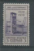150022586  EE.UU.  YVERT  Nº  409  */MH - United States