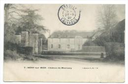 14/ CALVADOS... BENY Sur MER. Château De Montamy - France