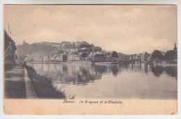 Abbaye D'Aulne, Vue Sud Est Du Chevet De L'Eglise Abbatiale (pk23224) - Thuin