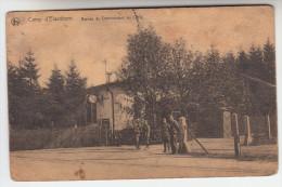 Camp D'Elsenborn, Bureau Du Commandant Du Camp (pk23228) - Elsenborn (camp)