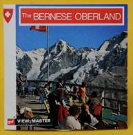 VIEW MASTER  POCHETTE DE 3 DISQUES   THE BERNESE OBERLAND   C 125 - Visionneuses Stéréoscopiques