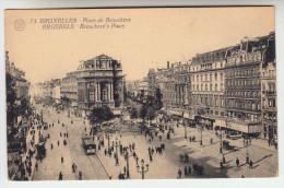 Brussel, Bruxelles, Place De Brouckère (pk23232) - Places, Squares