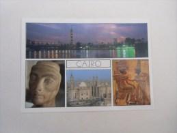 Lot De 6 Cartes (egypte Giza Et Cairo ) - Gizeh