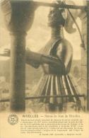 NIVELLES - Statue De Jean De Nivelles - Nijvel